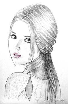 Pencil sketch 281013 @Novianny Widya -pin it from carden