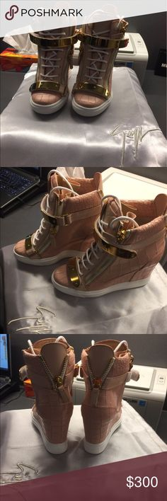 Giuseppe Zanotti Womens Size 6  Deadstock with tags, dust bag and og box Giuseppe Zanotti Shoes Heels