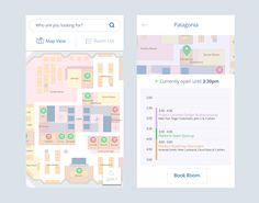 Office map #UI
