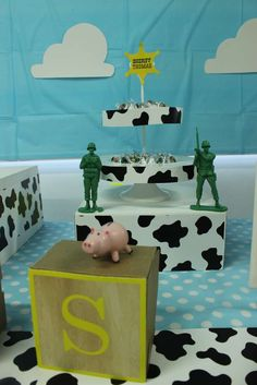 Toy Story Birthday Party Ideas | Photo 8 of 22 | Catch My Party