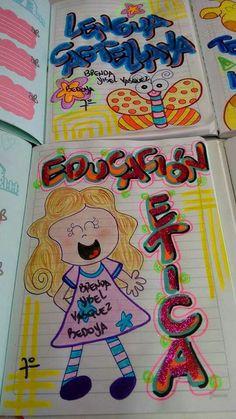 Resultado de imagen para marcar cuadernos timoteo My Notebook, Digital Stamps, Quilling, Origami, Hello Kitty, Scrap, Clip Art, Kids Rugs, Drawings