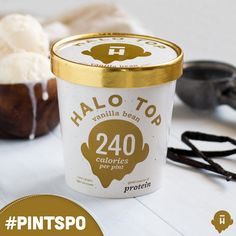 A good Vanilla Bean leaves room for the imagination. Impress us with some #pintspo for the chance to WIN a free pint! Share your best topping for our Vanilla Bean and tag a friend you'd like to enjoy it with in the comments below.