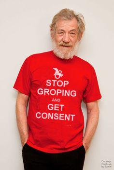 STOP groping get consent