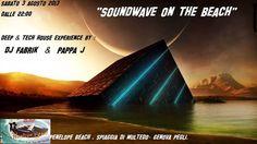 Sabato 3 ore 22 al Penelope Beach Multedo: SOUNDWAVE ON THE BEACH, DEEP & TECH HOUSE EXPERIENCE. Ingresso libero.  https://www.facebook.com/events/524708670916576/  #eventi #genova #pegli #musica #feste
