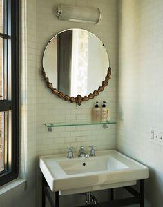 the Wythe Hotel - Brooklyn -★- mirror