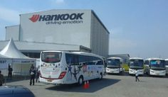 Official Indonesian Hankook factory - South Korean tire manufacturer Hankook