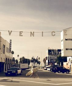 Through Venice Beach and Palm Springs #ridecolorfully