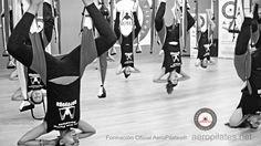 Foto: #RafaelMartinez, creador métodos #AeroPilates ® #AeroYoga ® en #MEXICO, #Formación Oficial , #Cursos, Diploma homologado internacionalemente en #YogaAereo y #PilatesAereo ( #AerialYoga #AerialPilates ) EN #MEXICODF