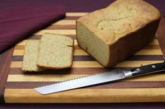 Yeast-Based Paleo Bread -- Revisited