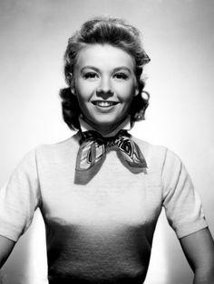Vera-Ellen Early 1950s