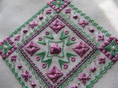 вышивка куклы рукоделие отдых настроение special stitches