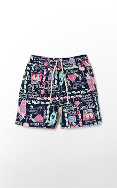 Red White Tulips Beautiful Beauty Fashion Tulip Nature Mens Quick Dry Printed Board Swim Beach Shorts with Pockets
