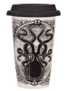 Kraken Up Octopus Travel Mug at ShopPlasticland.com