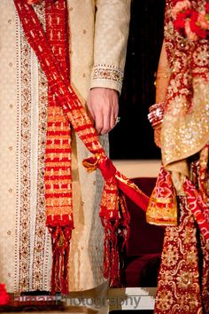 indian wedding tie the knot