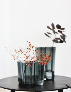 Interior deco~Alvar Aalto vase by iittala — available at Corifeo Brasschaat