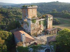 Castillo de Pambre(Lugo Galicia)