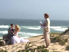 Arthur & Andrea at our Destination wedding at Botlierskop Private Game Reserve