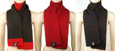 """Cartesian® FISHERMAN scarf in our custom super soft and warm 100% extrafine Italian Merino Wool 