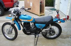1973 Suzuki TS 400