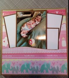 XII A Calendar Year - Foto Folio created by crafter Shirley Cantu using Simple Stories, Hello Baby paper collection.   Click on the link below to purchase the tutorial.   http://shop.paperphenomenon.com/XII-A-Calendar-Year-Foto-Folio-Tutorial-Video-Combo-tutvid0135.htm