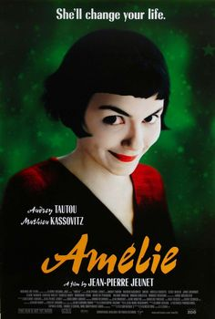 Pin for Later: 101 Romantic Movies You Can Stream on Netflix Tonight Amelie You can't help but be enchanted by the sweet and quirky French romance Amelie, starring Audrey Tautou as the titular character. Audrey Tautou, Romantic Movies On Netflix, Best Romantic Movies, Good Movies, Isabelle Nanty, See Movie, Movie Tv, Movie Theater, Film Anime