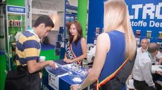 VOLTRONIC Germany debut in Automechanika Dubai 2014. Showcasing in this event VOLTRONIC made in Germany high performance lubricants, engine oil, additive, car care and chemicals.