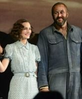 PHOTOS Of Mice and Men Broadway preview with James Franco, Leighton Meester