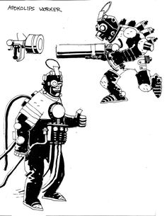 Shared by NEW GODS - Mike Mignola concept art Character Concept, Character Art, Concept Art, Character Design, Concept Album, Mike Mignola Art, Comic Book Artists, Comic Artist, Comic Books Art