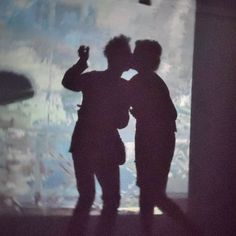 Photo Archive, My Photos, Silhouette, Group, Painting, Art, Art Background, Painting Art, Kunst