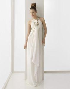 vestido de novia estilo romano | Puede comprobar el vestido de novia estilo…