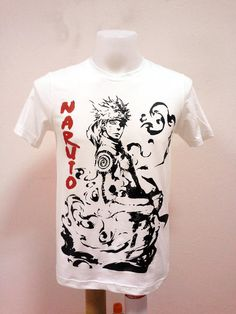 Hey, I found this really awesome Etsy listing at https://www.etsy.com/listing/151088291/cartoon-t-shirt-naruto-i-love-this