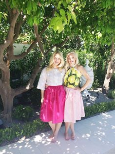 #PARTYSKIRTS in #PalmSprings