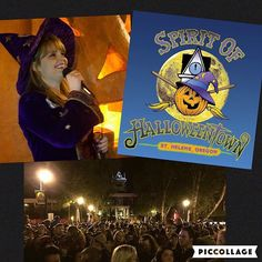 Hard to believe it's already a month until I'm hosting the @spiritofhalloweentown festivities in St. Helens, Oregon, where the 1st #Halloweentown was filmed. Come join us October 8-9 for photos, a costume contest, and lighting the pumpkin in the town square! For more info on activities & tickets go to:  https://cityandtownevents.ticketleap.com 📷: @katelh17 @coughingcandle (thx!😊)