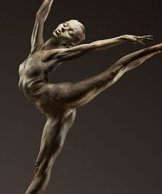 Something quite interesting...Amazing Sculptures by Richard MacDonald.