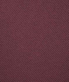 Burgundy Gabardine Fabric $4.75
