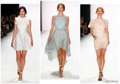Zeig Bein. Die schönsten Brautkleider der Berlin Fashion Week #MBFW I Braut Concierge I Hochzeitsplaner Berlin
