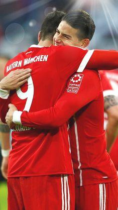 Lewandowski & James