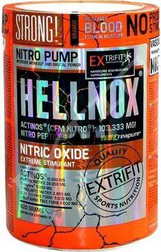 Extrifit HELLNOX (620 g)