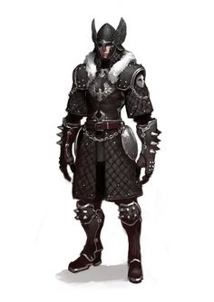 Vindictus concept art