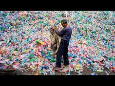 The breakthrough, spurred by the discovery of plastic-eating bugs at a Japanese dump, could help solve the global plastic pollution crisis