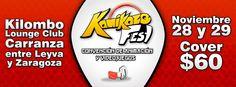 Kamikaze Fest 2015 - Los Mochis, Sinaloa, México, 28 y 29 de Noviembre 2015