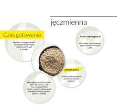 Kasza - Ciekawostki i przepisy z 10 rodzajów kasz – Winiary
