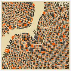 Jazzberry Blue: New York