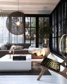 Living Room Decor Cozy, Living Room Interior, Home Living Room, Living Room Inspiration, Interior Design Inspiration, Home Design, Home And Deco, Luxury Living, Modern Interior
