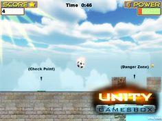 Enjoy the latest Unity sport game FireBall only on UnityGamesBox! http://www.unitygamesbox.com/games/fireball-unity-3d.html
