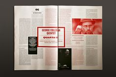 70 examples of #layout #publication #design