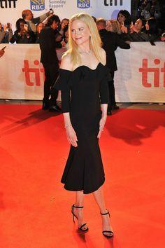 'The Upside' Premiere - September 7 Nicole Kidman in Oscar de la Renta. Nicole Kidman, West End Theatres, Toronto Photography, Toronto Film Festival, Red Carpet Dresses, Celebs, Celebrities, Red Carpet Fashion, Fashion 2017