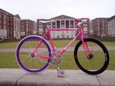 cool fixed gear