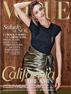 Vogue Mexico February 2017 Cover (Vogue Mexico)