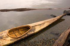 Greenland kayak